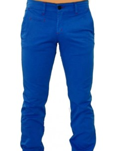 Summer trousers - Royal Blue