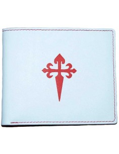 Santiago's cross wallet