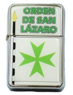 San Lazaro's order lighter