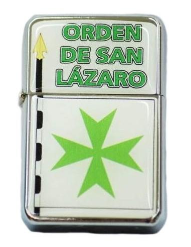 Zippo Orden de San Lázaro