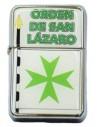 San Lázaro Order Zippo