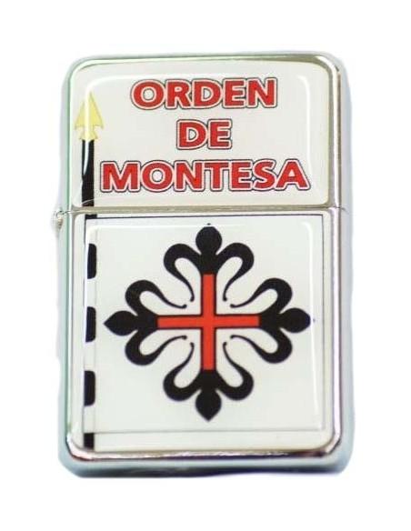 Montesa's Order lighter
