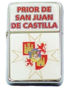 Prioir San Juan de Castilla lighter