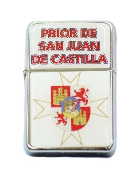 Prioir San Juan de Castilla lighter