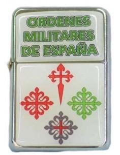 Spanish Military Orders Zippo