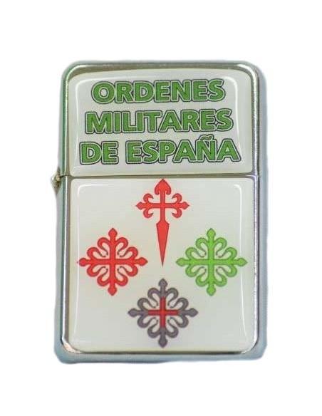 Spanish military's Order lighter