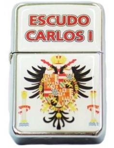 Carlos I Emblem Zippo