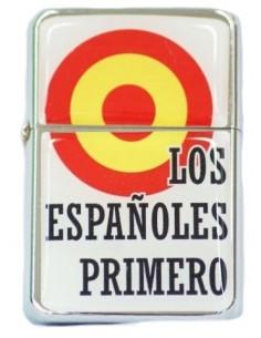 Zippo Los Españoles Primero