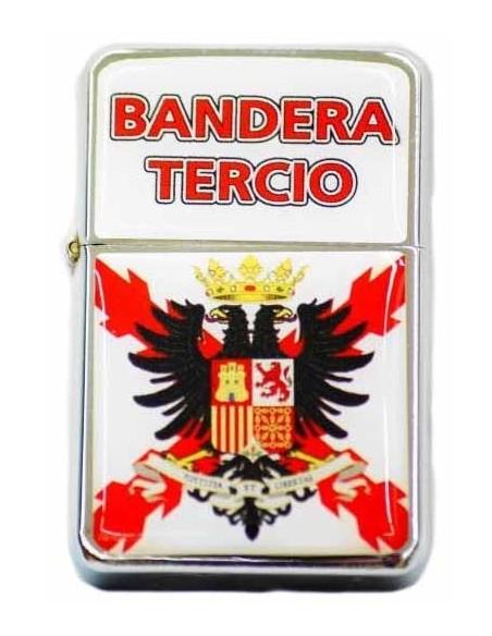 Tercio's flag lighter