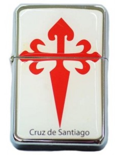 Santiago's Cross lighter