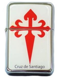 Santiago's Cross lighter