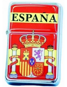 Spanish actual flag lighter
