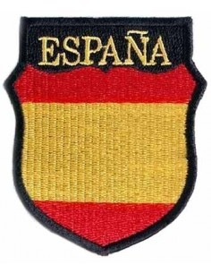 Spanish Blue Division Embroidered Patch