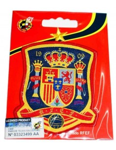 Spanish Selction Embroidered Patch