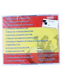 CD Música - Marchas Militares