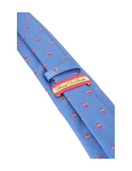 Corbata Ñ - Azulón
