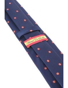 Corbata Escarapelas - Marino