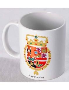 Felipe II Emblem Mug