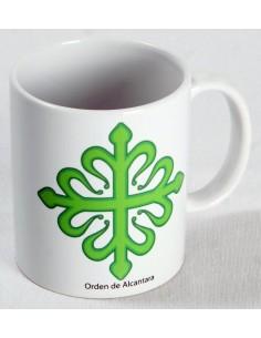 Taza Orden de Alcántara