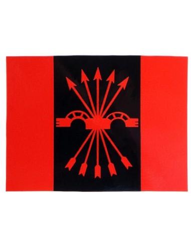 Pegatina Bandera Falange
