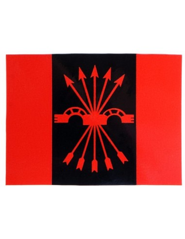 Spanish Falange Flag Sticker