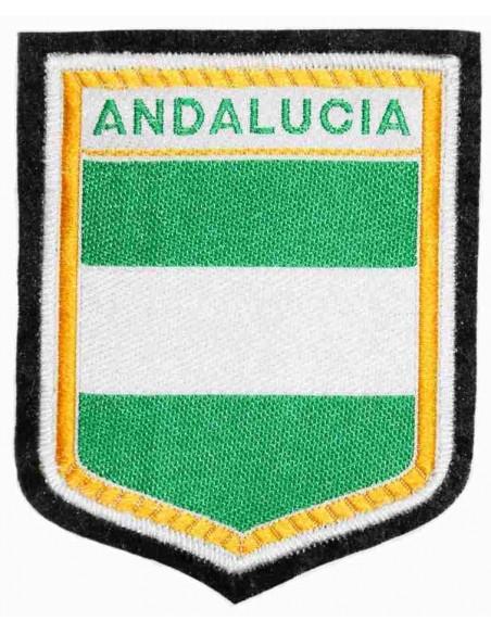 Parche Bordado Andalucía