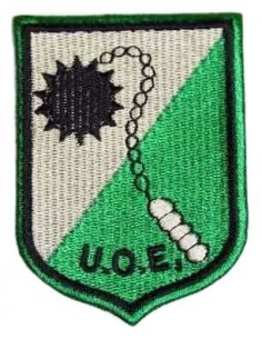 UOE Embroidered Patch