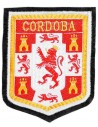 Cordoba Emblem Embroidered Patch