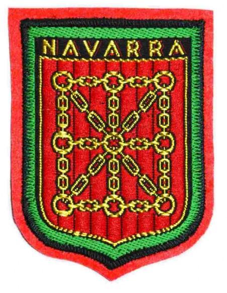 Patch Termo-Adhesivo Kingdom of Navarre