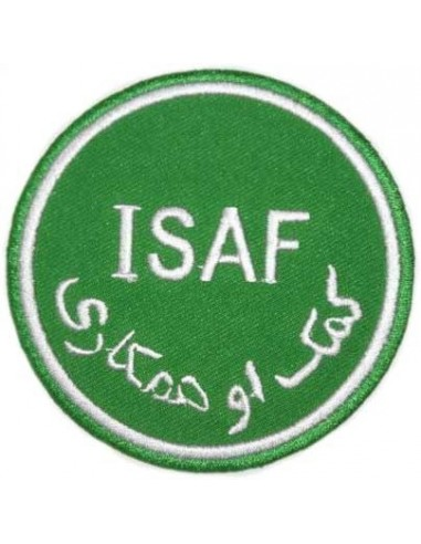 Parche ISAF