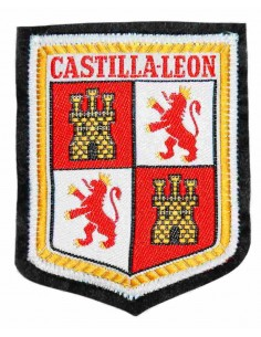 Castilla y León Kings Patch