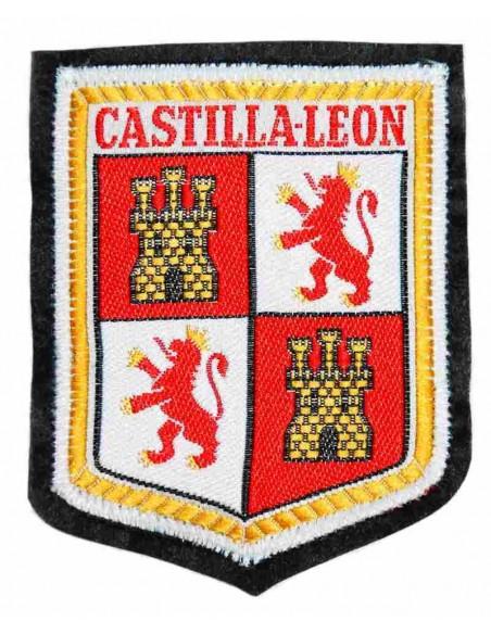 Parche Reinos Castilla y León