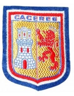 Parche Termo-Adhesivo Bordado Ciudad de Cáceres