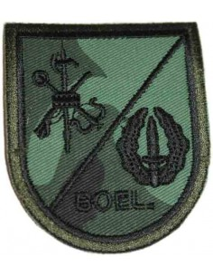 BOEL patch embroidery