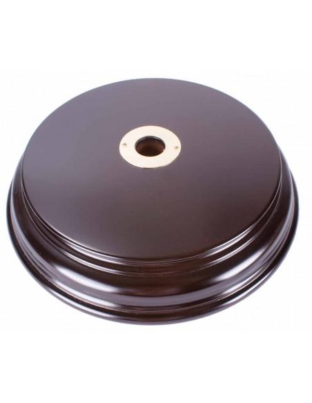 Mástil para Interior de Madera color Caoba para Despacho u Organismos oficiales