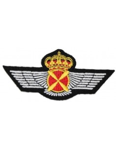 Embroidered patch Rokiski Army Air