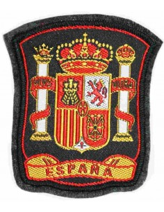 Spanish Selection Embroidered patch