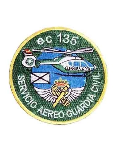 Spanish Civil Guard Helicopter Patch