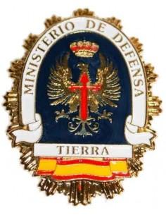Placa Ejército Tierra