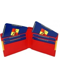 Spanish Flag Wallet