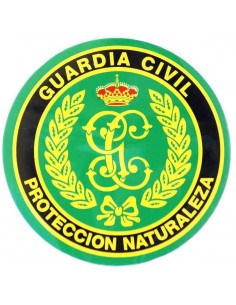 Civil Guard nature protection sticker