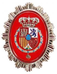 Placa Felipe VI
