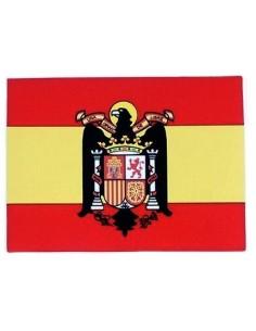 San Juan Eagle Spanish Flag Sticker