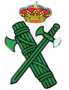 Spanish Civil Guard Emblem Sticker