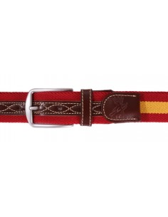 Spanish Flag Belt