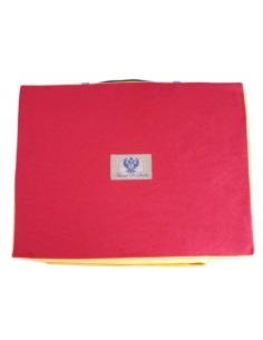Bullfighting Pad - Red