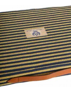 Bullfighting Pad - Bleu and Yellow