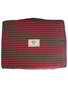 Bullfight Pad - Red and Green