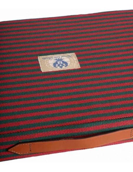 Almohadilla Roja y Verde