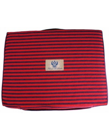 Bullfight Pad - Red and Blue Navy
